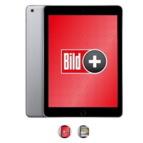 iPad mit Bild+