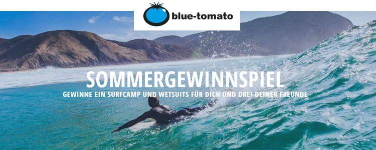 Blue Tomato Gewinnspiel