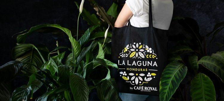 Tragetasche von Café Royal