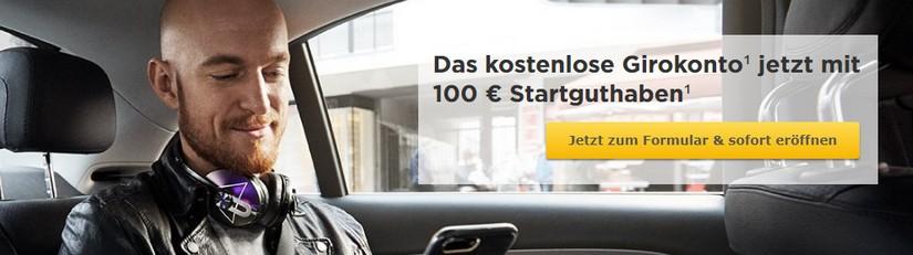 Commerzbank 100€ Prämie