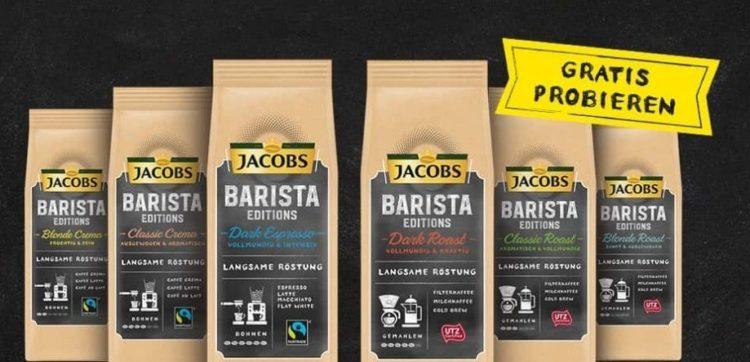 Jacobs Barista gratis testen