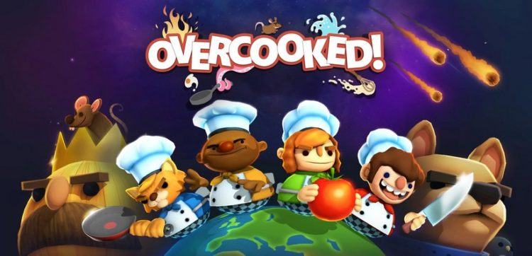 "Game ""Overcooked"""