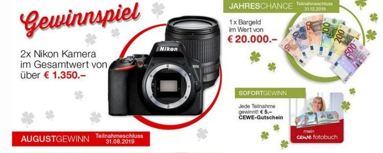 Weltbild Nikon gewinnen
