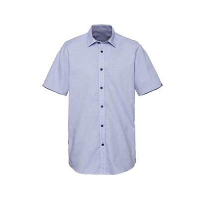 hellblaues Hemd bei NKD