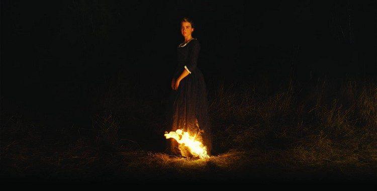 """Kinofilm """"Portrait einer jungen Frau in Flammen"""""""
