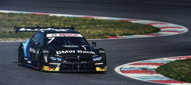 BMW bei DTM