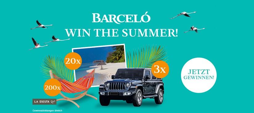 Barcelo Gewinnspiel: Jeep und mehr gewinnen