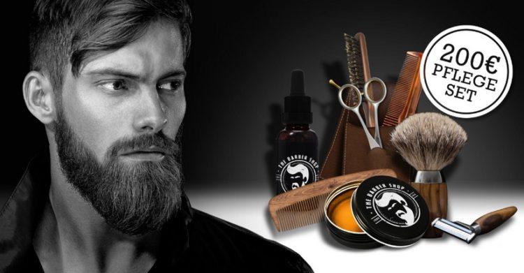 Bartpflege-Set gewinnen