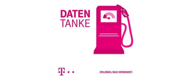 Datentanke: 1 GB gratis bei der Telekom
