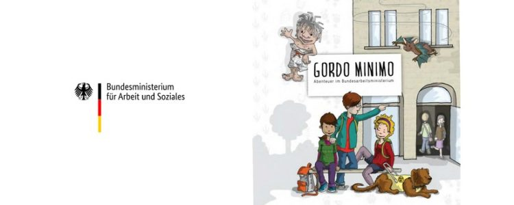 Kinderbuch Gordo Minimo