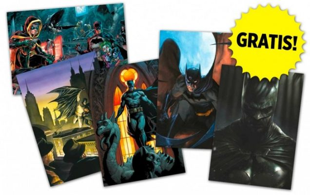 Batman Tag 2019 gratis Comics