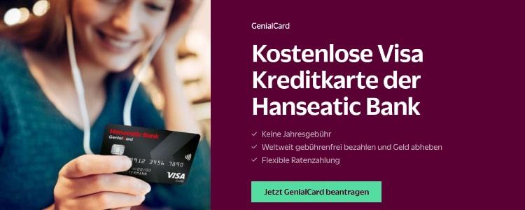 Hanseatic GenialCard