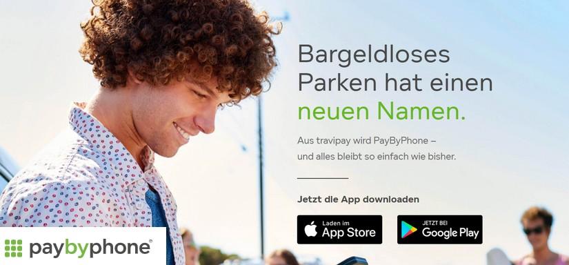 Paybyphone Gutschein