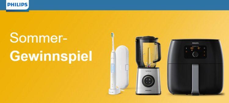 Philips Sommergewinnspiel