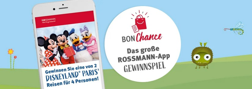Rossmann Gewinnspiel