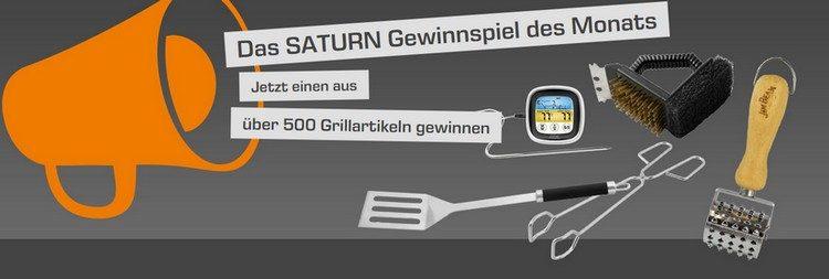 Saturn Gewinnspiel des Monats