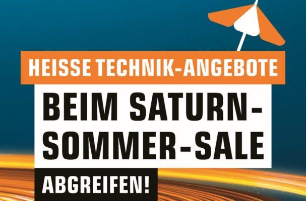 Saturn Sommer Sale