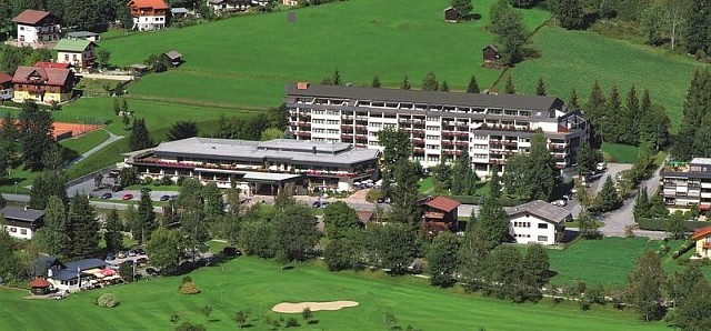 Wellnesshotel im Grünen