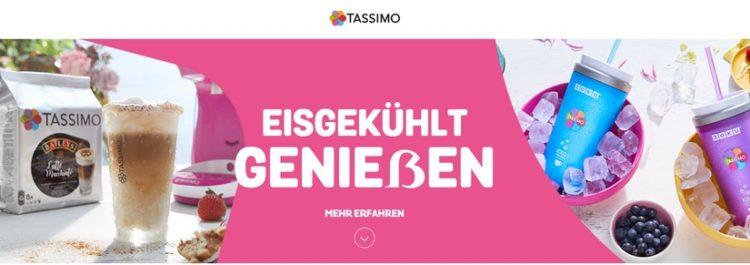 Tassimo Sammelaktion Zuko Eiskaffeezubreiter