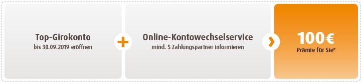 Bedingungen für 100€ Prämie bei norisbank