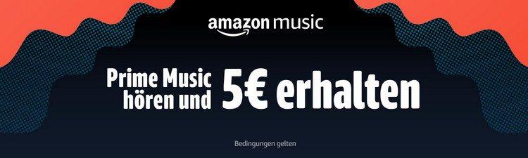 5€ Gutschein bei Amazon.de erhalten