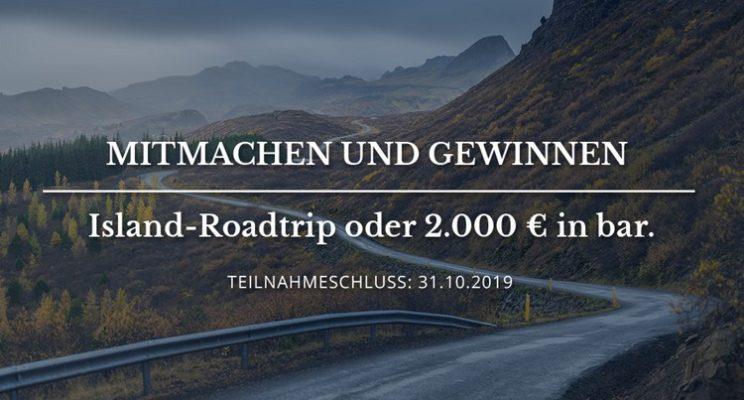 Babista Gewinnspiel: Island-Roadtrip gewinnen