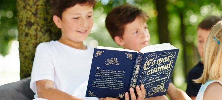"Märchenbuch ""Es war einmal"""