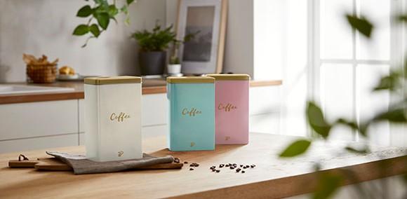 Kaffeedosen von Tchibo