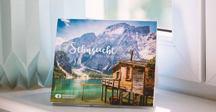 Kalender aus dem Heukelbach Shop