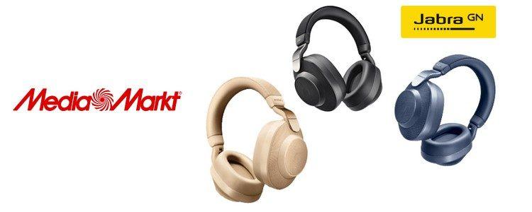 Kopfhörer von Jabra bei MediaMarkt gewinnen