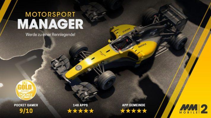 "Game ""Motor Sport Manager 2"""