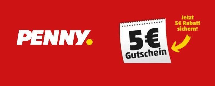 Penny 5€ Gutschein