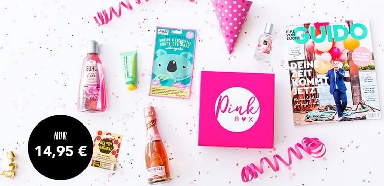 Pink Box Mai 2020
