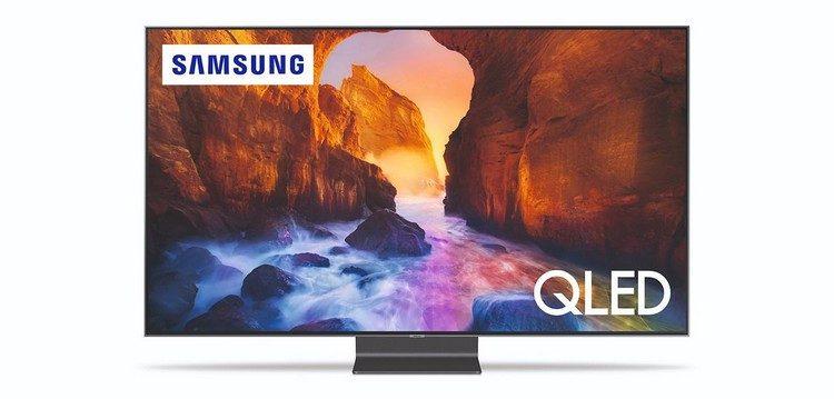 QLED-Fernseher von Samsung