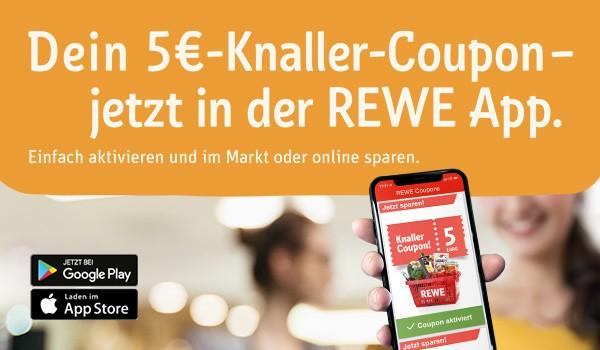 Rewe App Coupons
