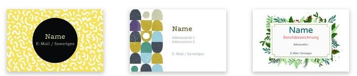 250 Visitenkarten Kostenlos Bestellen Exklusiv Bei
