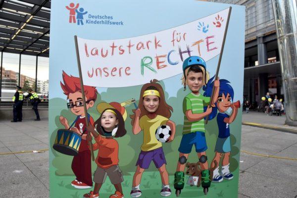 Weltkindertagsfest in Berlin