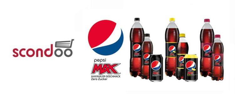 Pepsi max scondoo