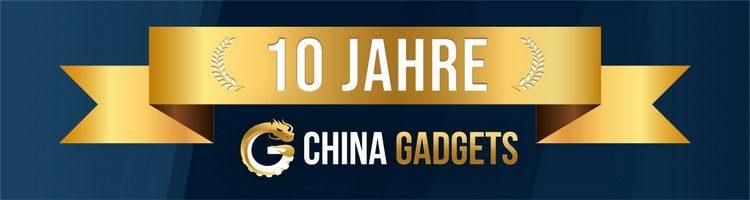 10 Jahre China Gadgets Gewinnspiel