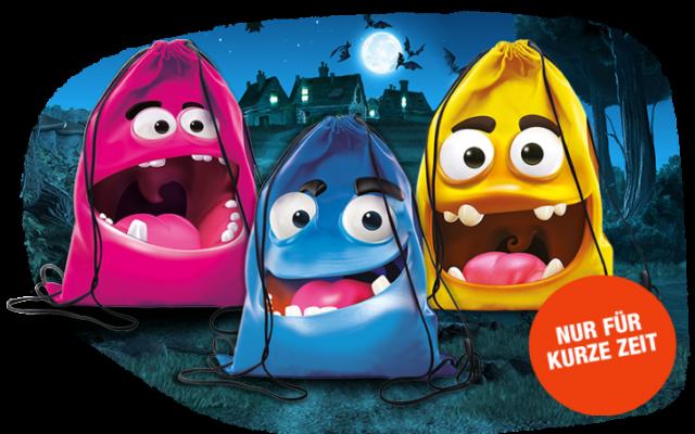 Kinder Monsterbags