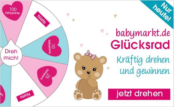 Babymarkt Glücksrad