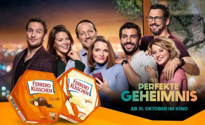 Ferrero Küsschen Gewinnspiel