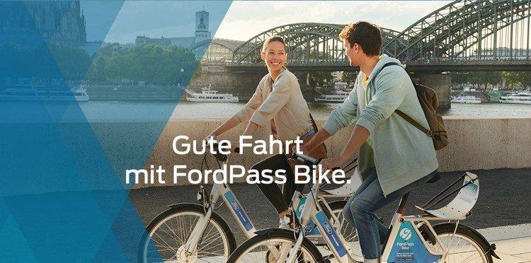 Fordpass Bike ohne Jahresgebühr
