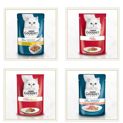Gourmet Katzenfutter