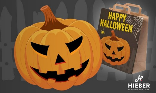 Halloween-Tüte Hieber