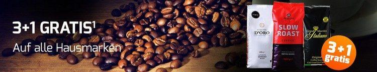 Kaffeevorteil 3+1