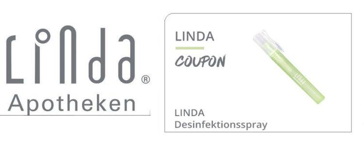 Linda Desinfektionsspray