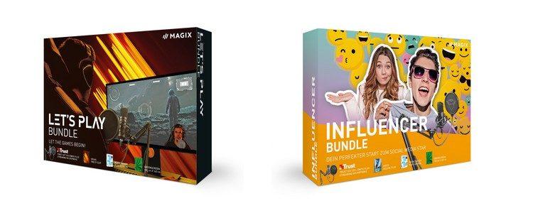 Magix Lets Play + Influencer Bundle