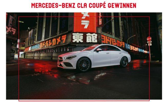 Bei der Deutschen Sporthilfe abstimmen und Mercedes Benz gewinnen
