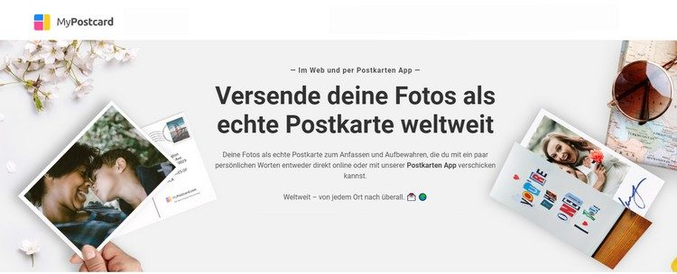 MyPostcard-App